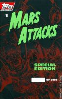 Mars Attacks Issue 1 - Special Edition Variant SIGNED: Charles (Charlie) Adlard
